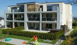 Neubau Eigentumswohnungen Oetwil